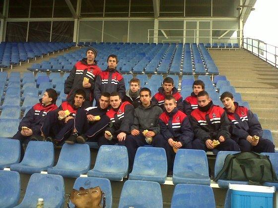 Contra la Real Sociedad, San Sebastián, 29 de Enero, 2012