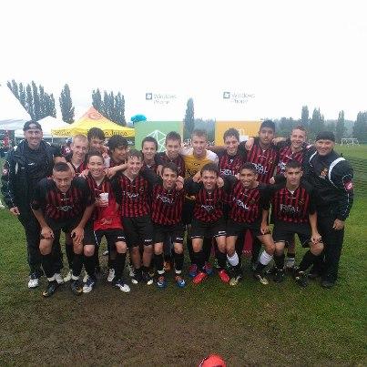 RBCF U16 Boys - US Club Regional - Seattle, WA June 2012