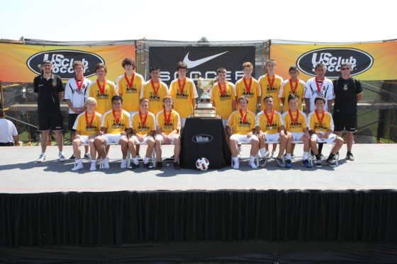 usclub regional national cahmpionship - Real Boise CF U16B Finalists