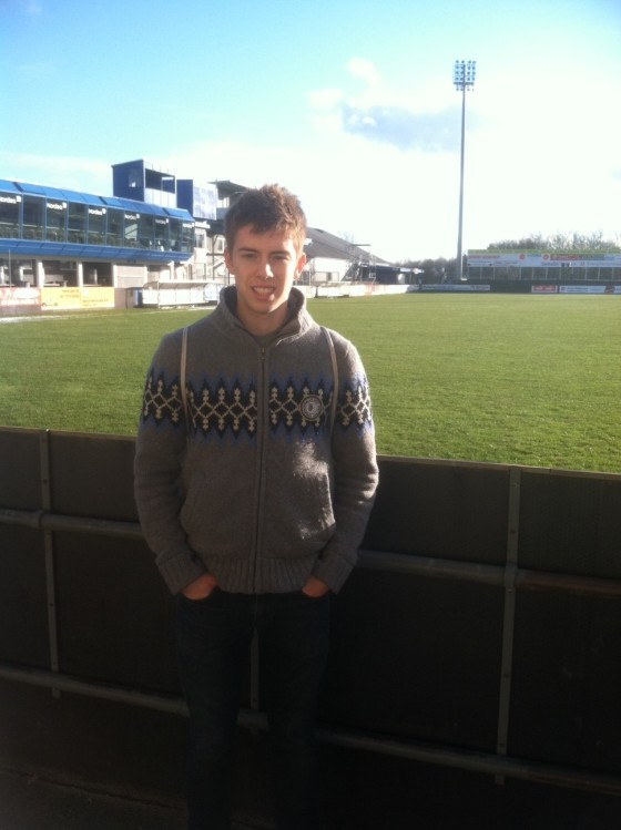 in Herfolge at HB Koge Stadium