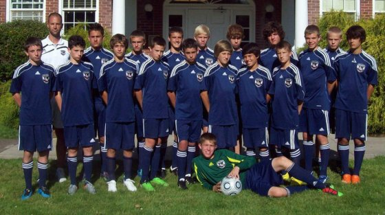 ODP Idaho Team, Regional Camp July 2010, McMinville, OR 2